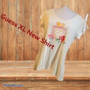 Guess XL shirt NEW